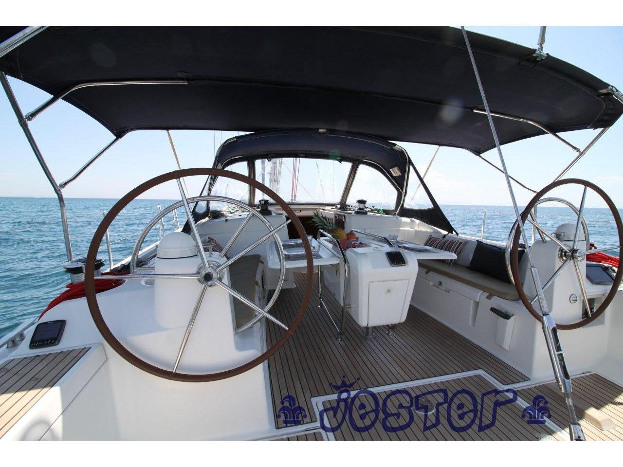 """Sun Odyssey 509 """"Jester - (A/C - Generator - Refit 2020)"""", Athens"""