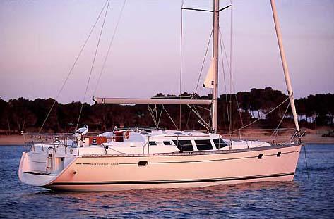 Sun Odyssey 43DS, Athenian Yachts