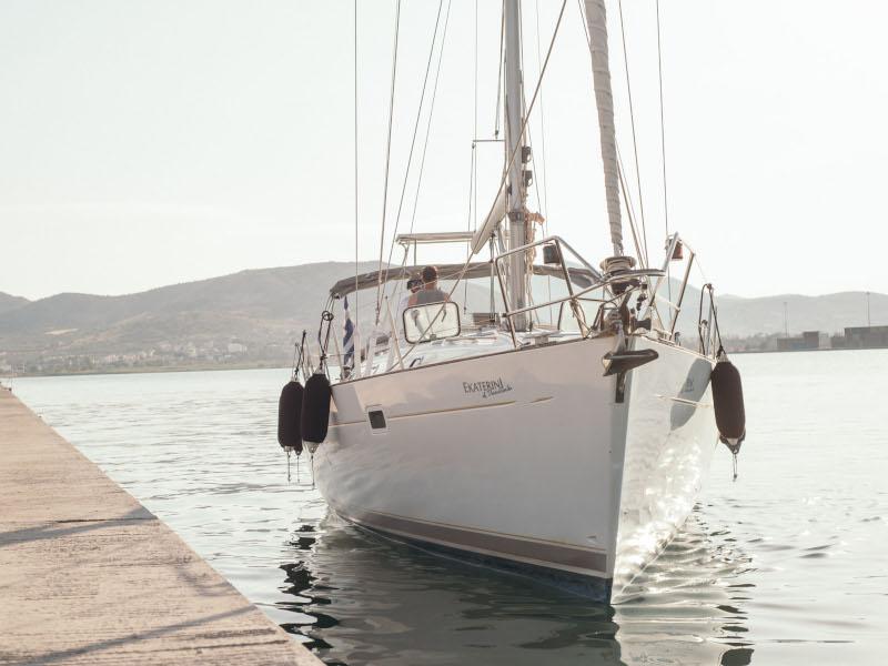 """Oceanis 411 Clipper """"Ekaterini"""", Volos"""