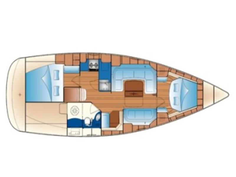 Sea Sail 1