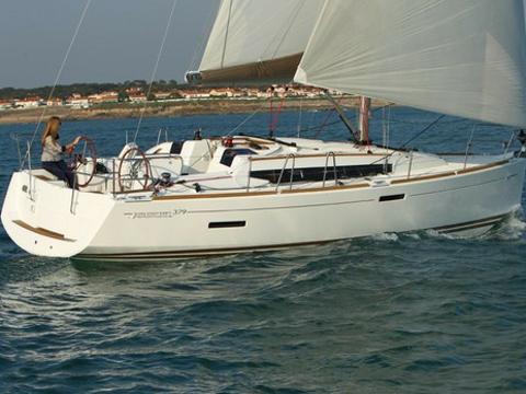 Sun Odyssey 379, Palma de Mallorca