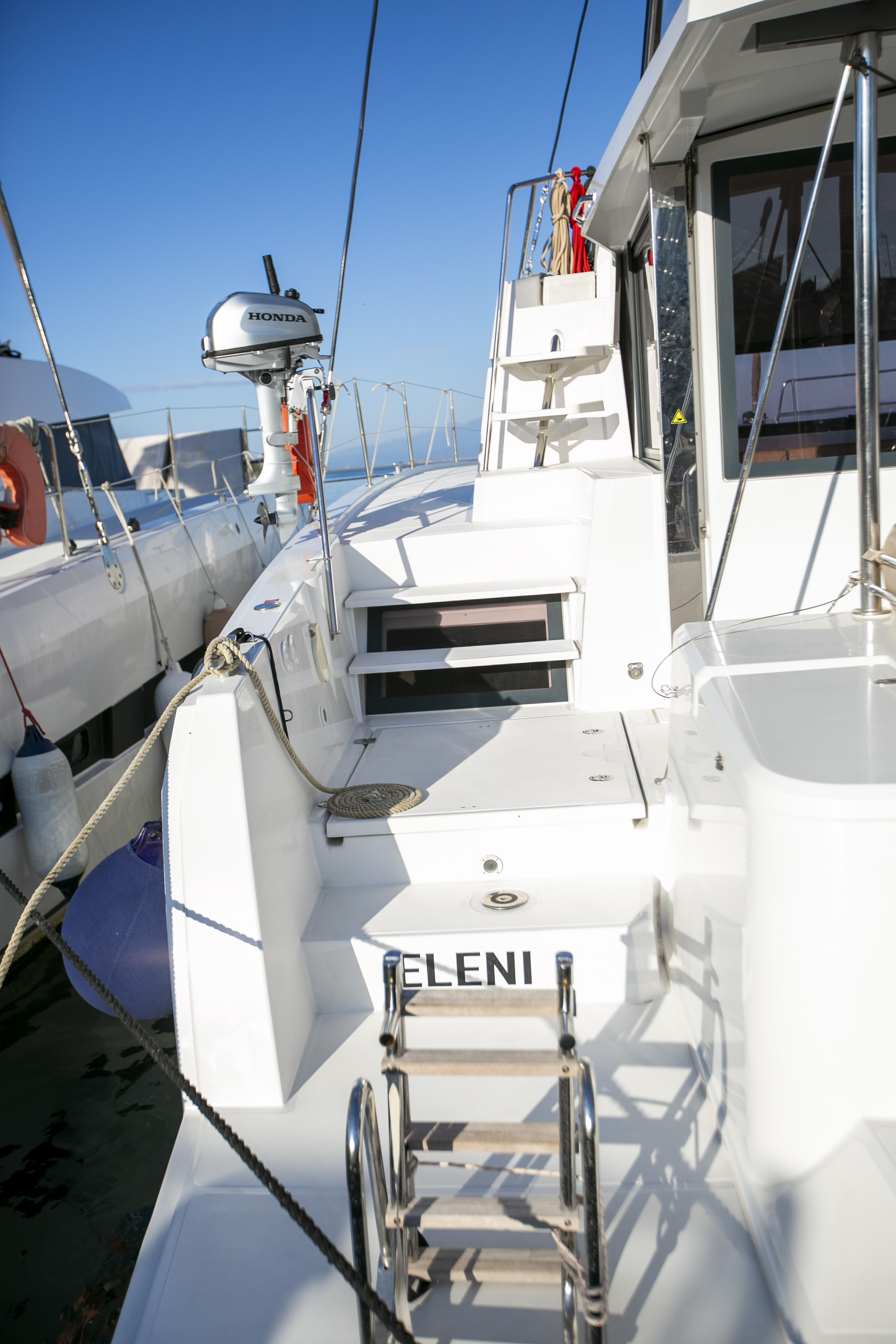 Eleni / with air-condition, generator & watermaker