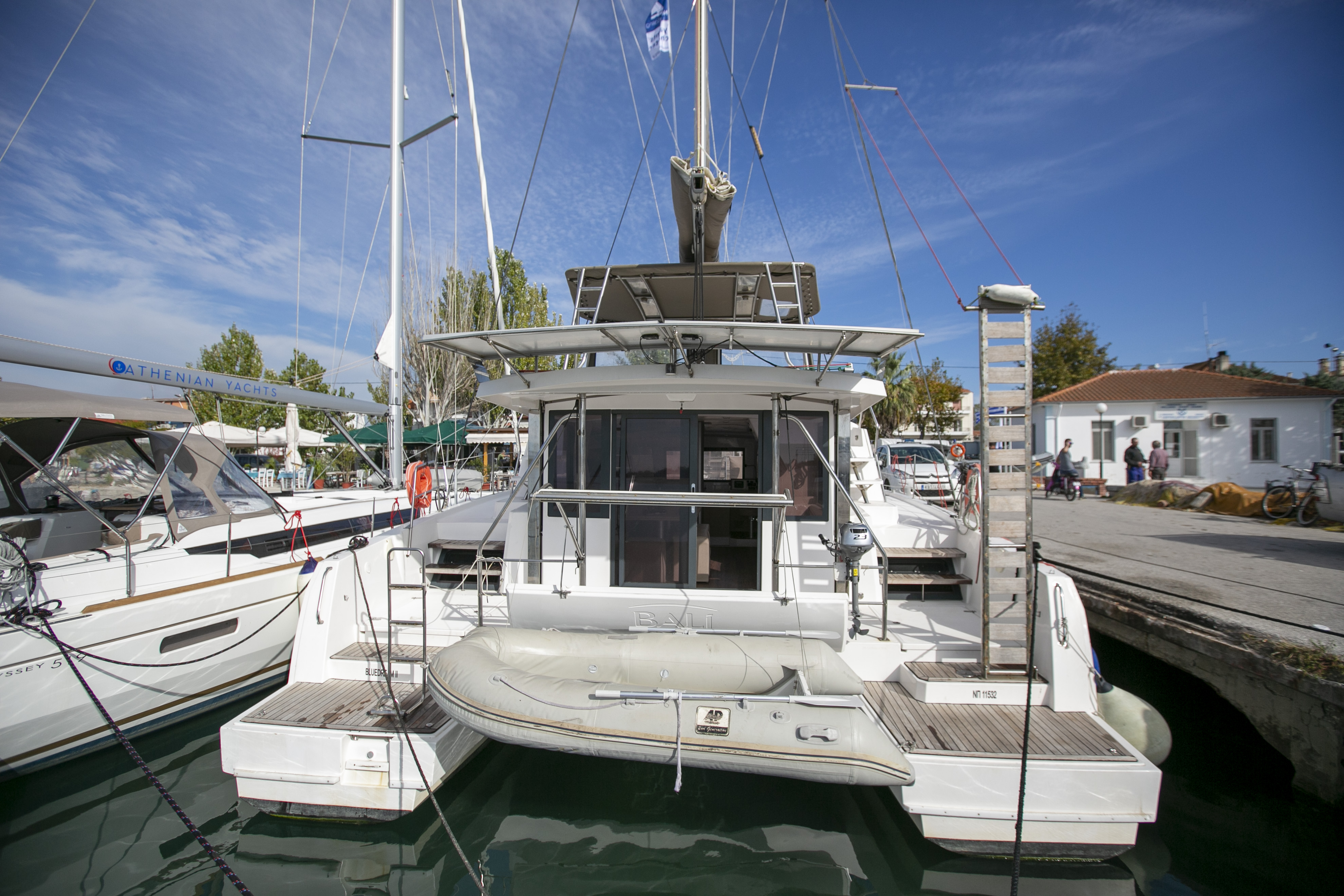 Blue Dream II / with air-condition, generator & watermaker