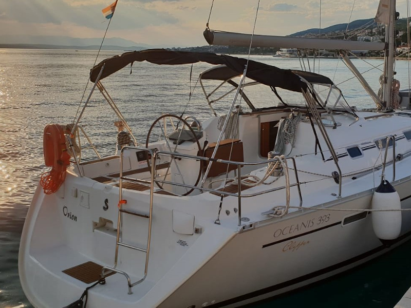 Orion (Full Refit 2020, New Sails, Ice maker)