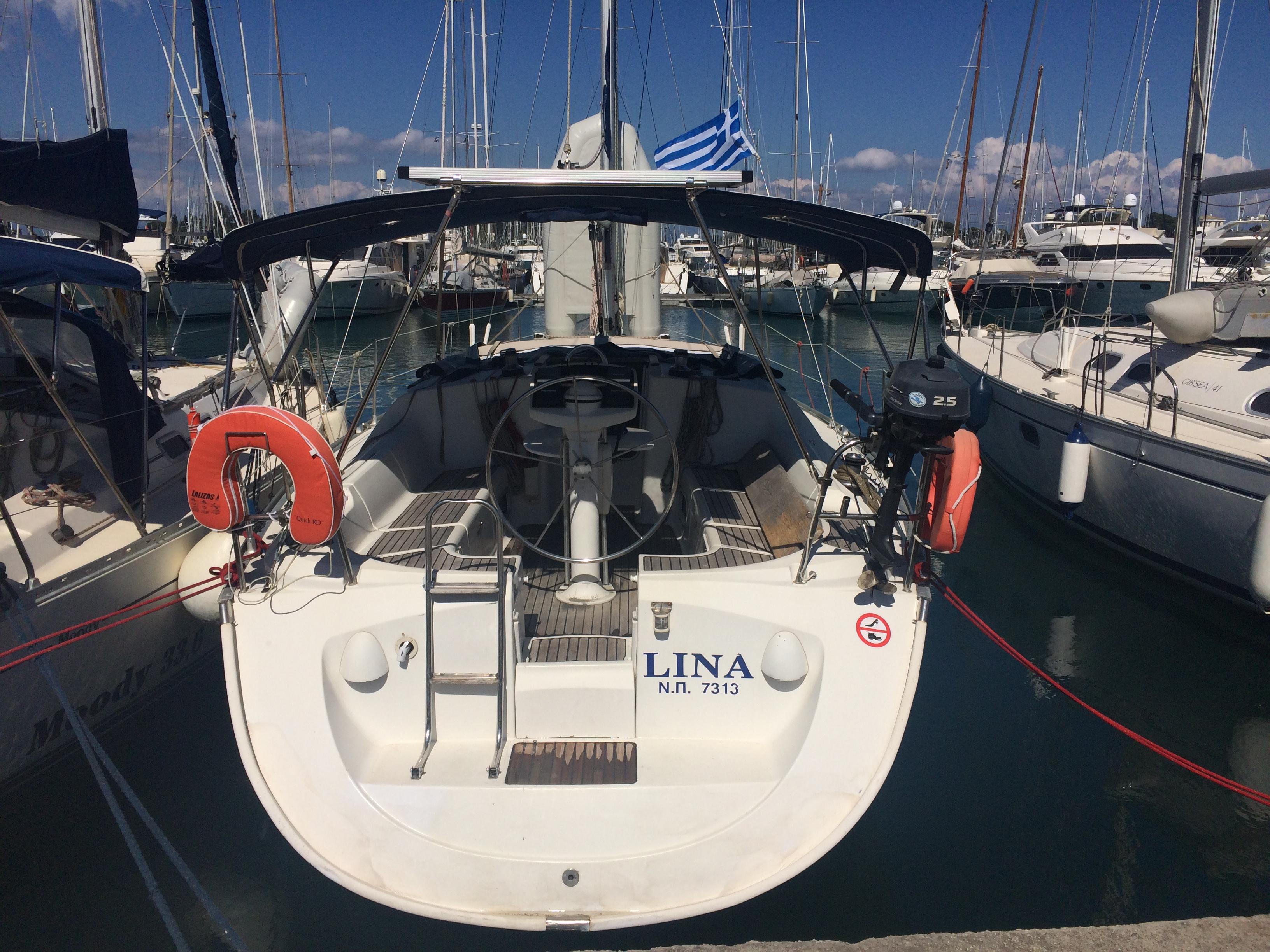"Sun Odyssey 37 ""Lina"", Corfu"