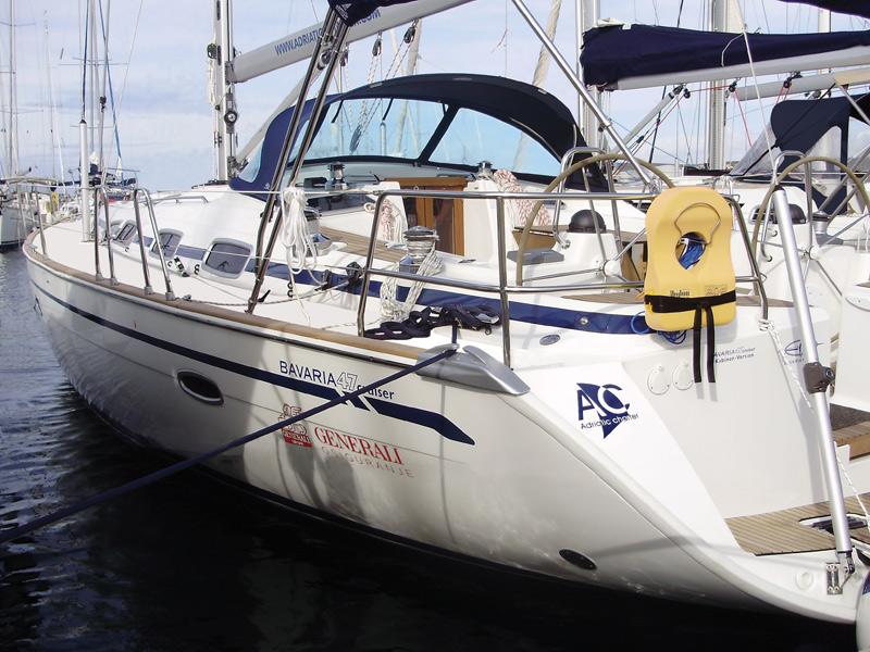Bavaria 47 Cruiser, Sukosan, Dalmacija D-Marin