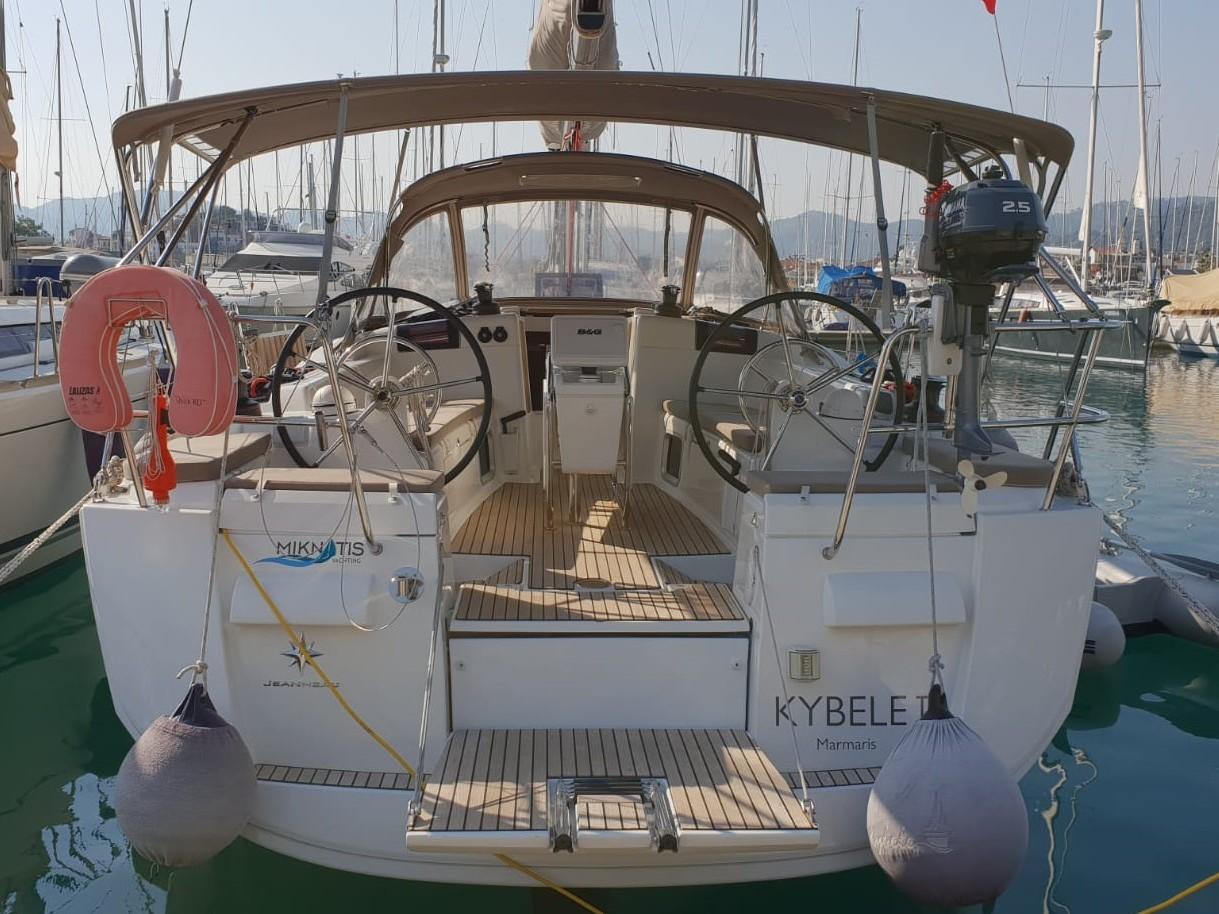 """Sun Odyssey 409 """"Kybele"""", Marmaris"""