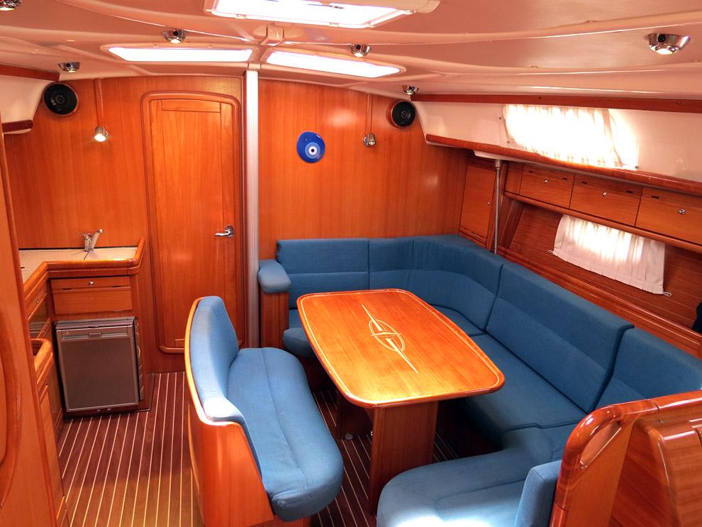 S/Y - Bavaria 42 Cruiser - 3 Cabins - Built 2008