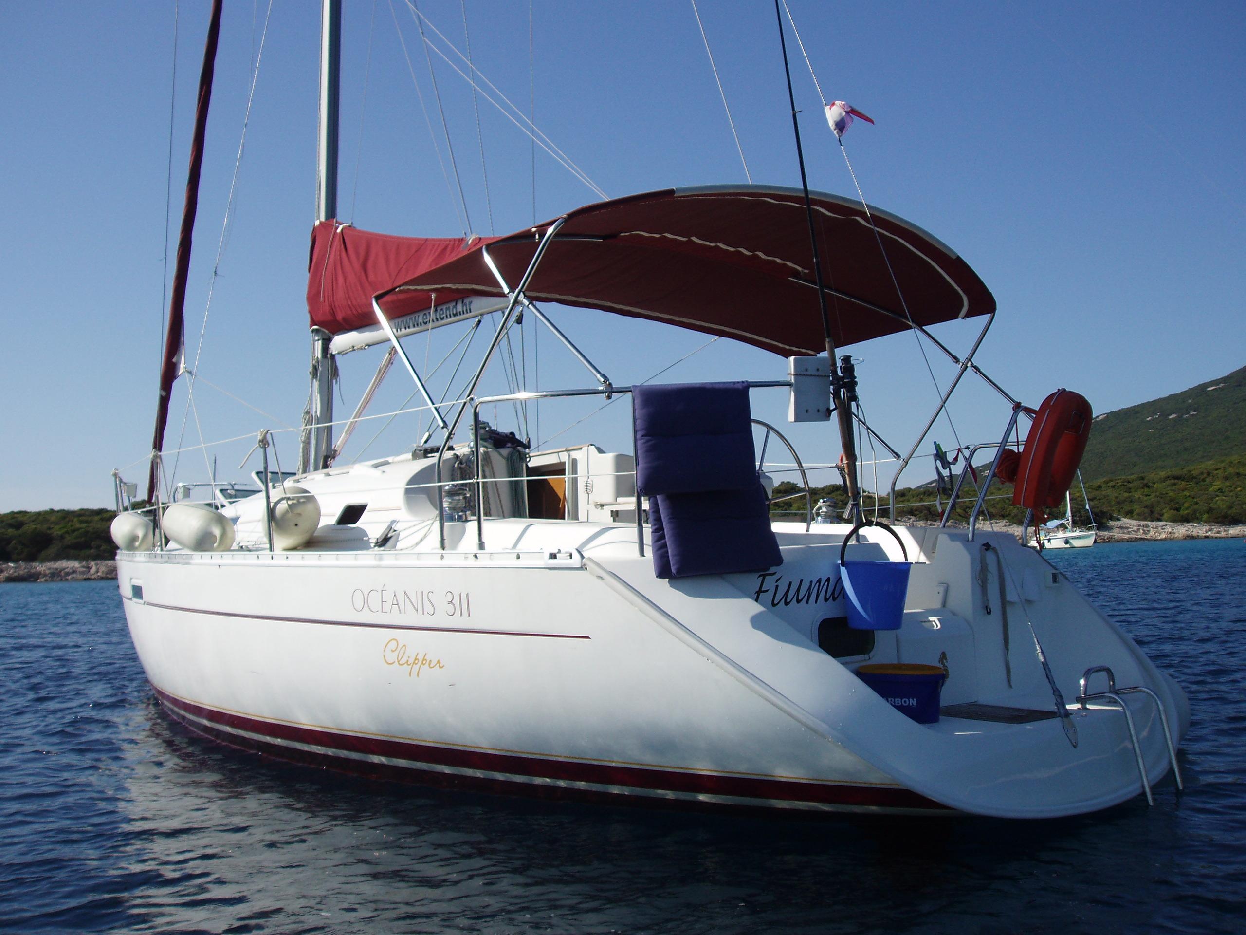 Oceanis 311 Clipper