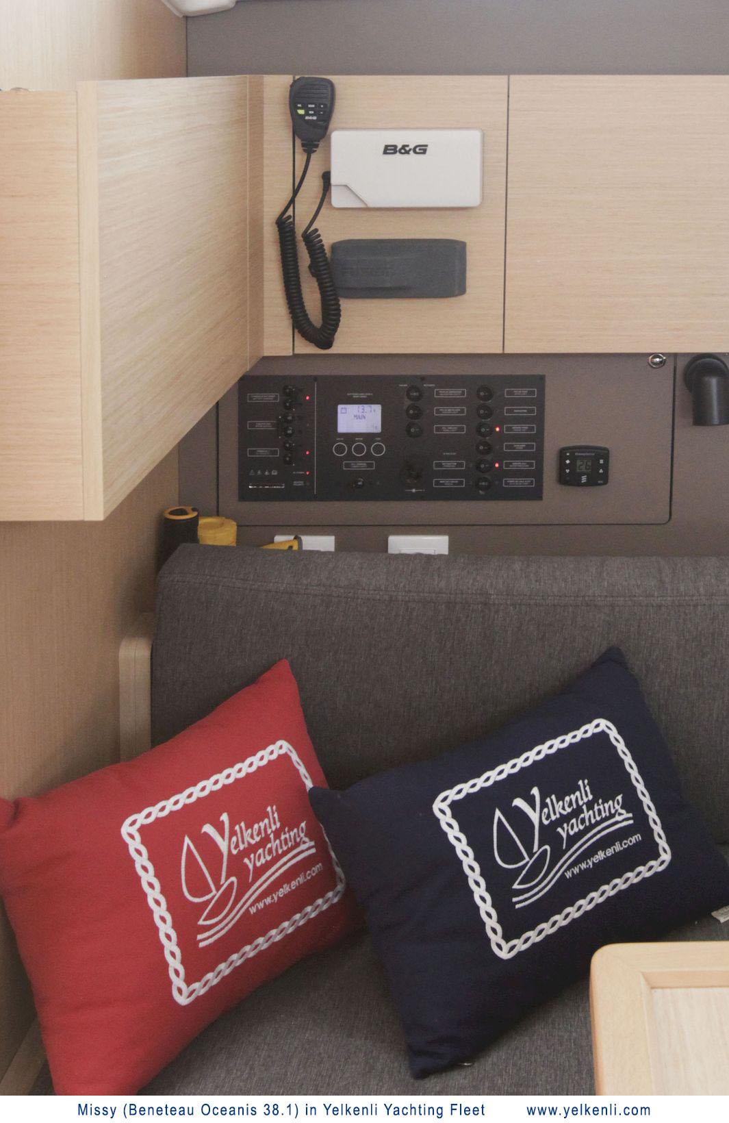 VHF Controls