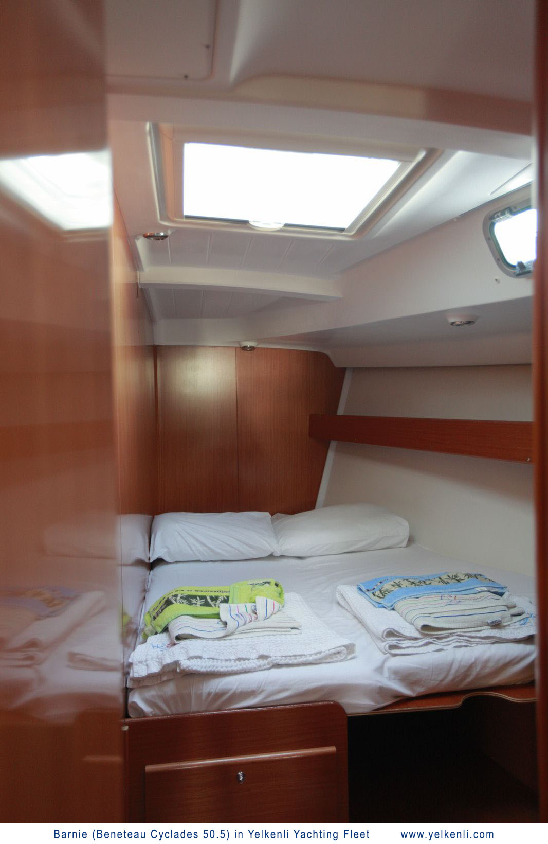 Front Starboard Cabin