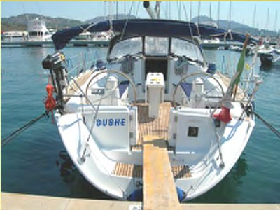 Sun Odyssey 45.2 Dubhe