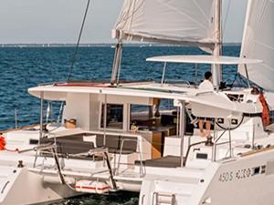 """Lagoon 450 Sportop """"MANGO V"""", Martinique"""