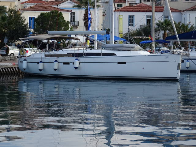 "Bavaria Cruiser 46 ""Rose"", Athens"