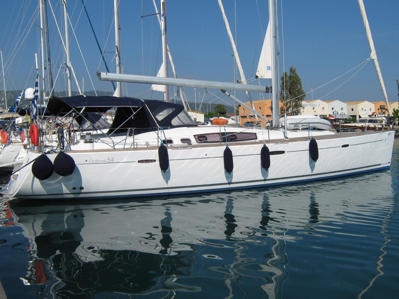 """Oceanis 54 """"Alex"""", Lefkada"""