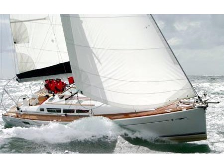 Sun Odyssey 42i