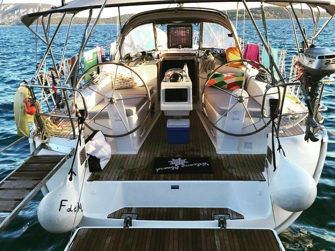 "Bavaria Cruiser 37 ""Flor de la Mer"", Athens"