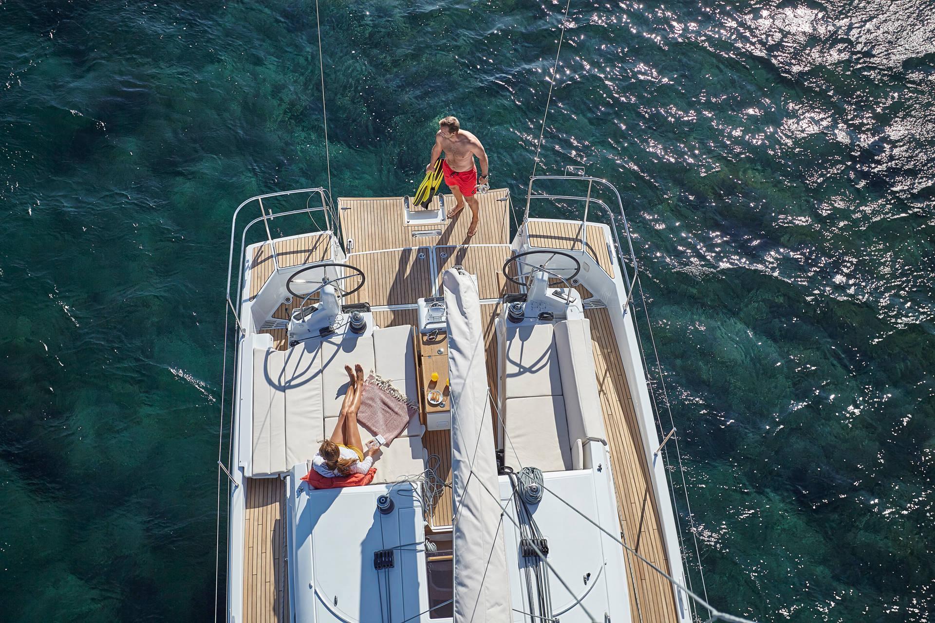 at Anchor