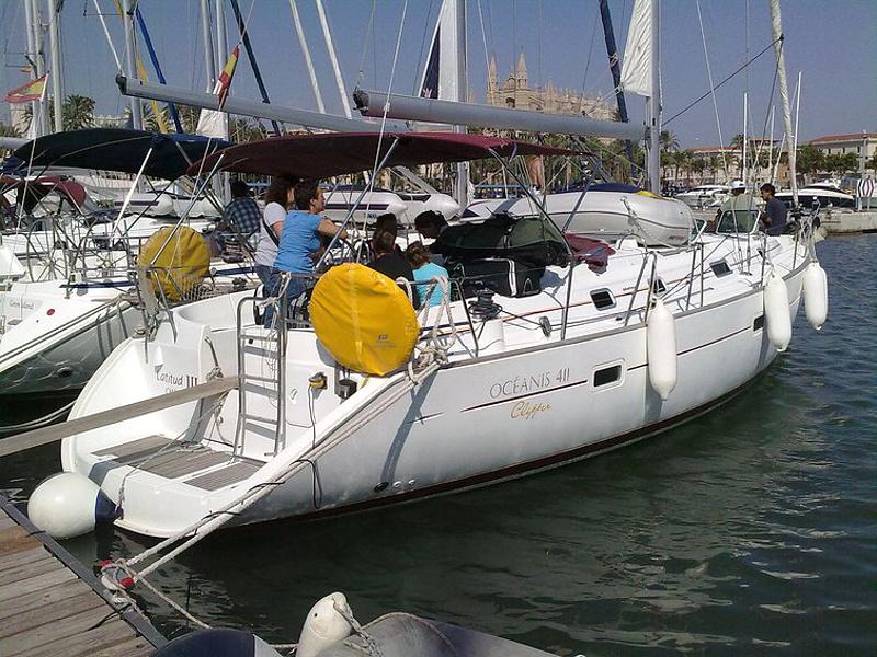 Oceanis 411-4