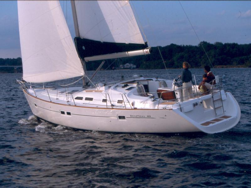 Beneteau Oceanis 42.3