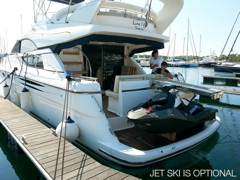 Jet ski Sea Doo Spark