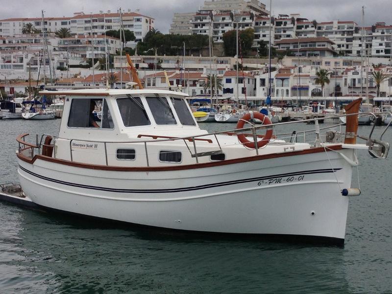 Menorquina Yacht 100