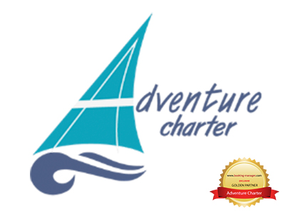 New Golden Partner: Adventure Charter