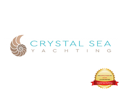 Golden Partner Upgrade: Crystal Sea Yachting