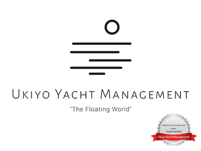 New Silver Partner: Ukiyo Yacht Management