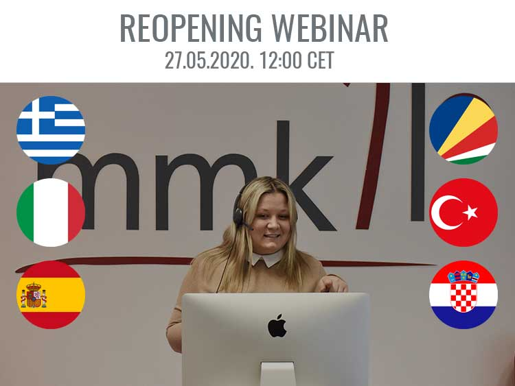 Booking Manager Reopening Webinar