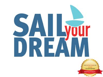 New Golden Partner: SailYourDream