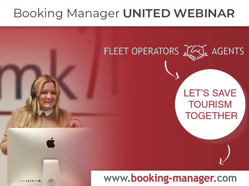 Booking Manager United Webinar