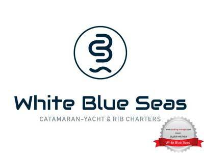 New Silver Partner: White Blue Seas